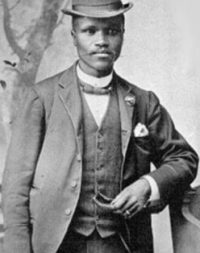 Enoch Sontonga, date unknown.