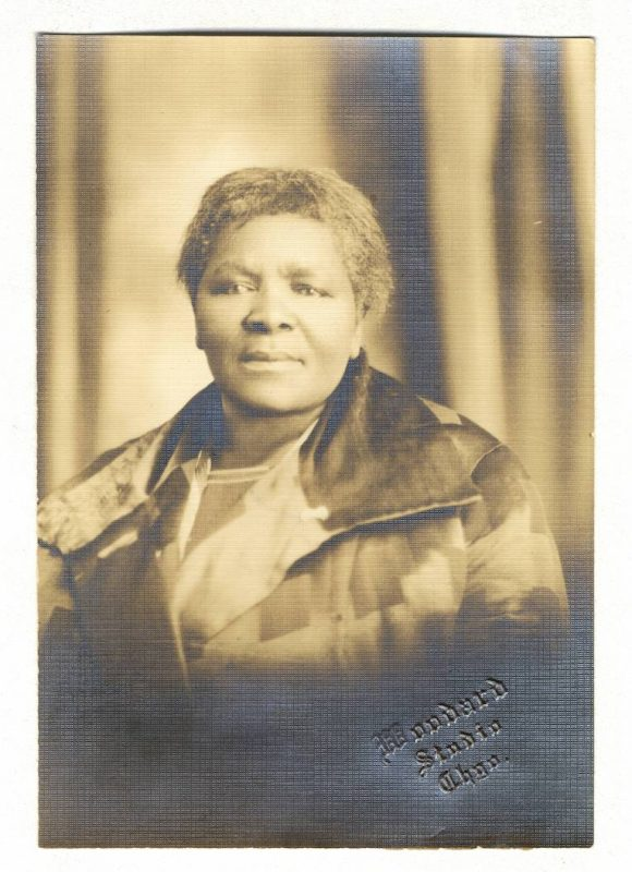 Charlotte Maxeke. Historical Papers AB Xuma Collection