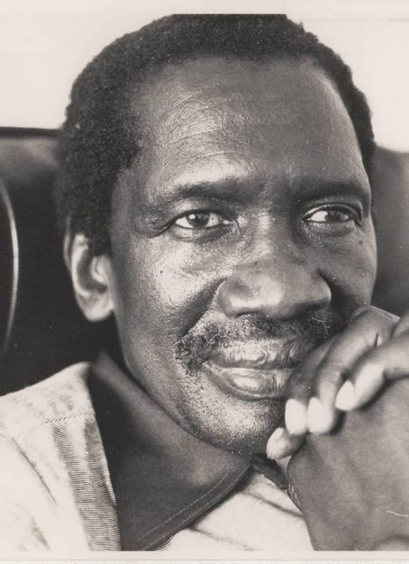 Robert Sobukwe. Historical Papers Research Archives, University of the Witwatersrand